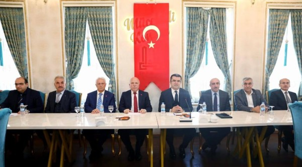 Erzurum U-ETDS ve Sayısal Takograf bilgilendirme toplantısı