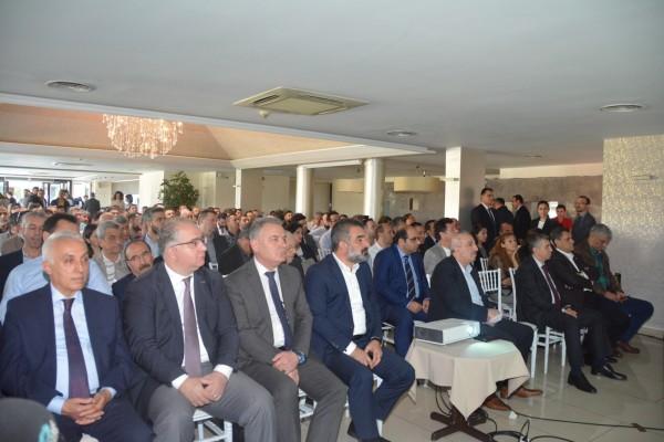 İstanbul U-ETDS ve Sayısal Takograf bilgilendirme toplantısı