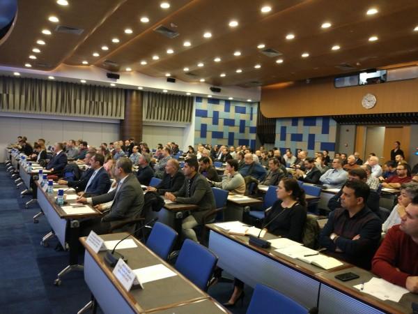 İzmir U-ETDS ve Sayısal Takograf bilgilendirme toplantısı